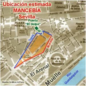 Mancebías de Sevilla siglo XVI