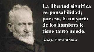 Mis Quotes: Petrusvilerías Bernard Shaw