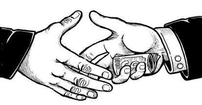 Política economía y corrupción