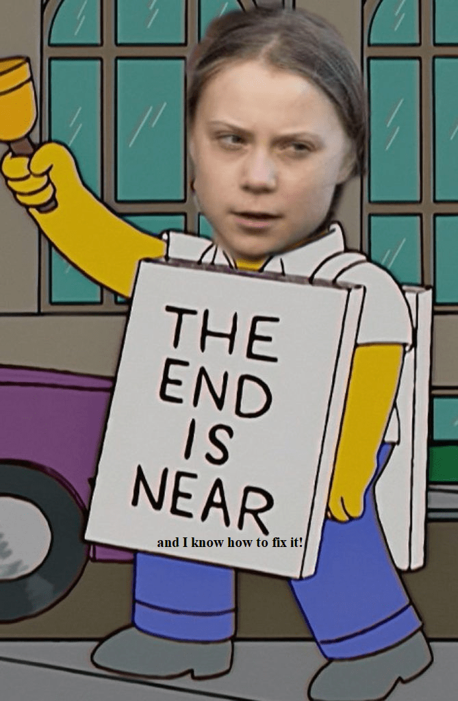 El hombre del fin del mundo en la élite