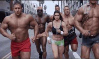 La raza paleta musculada