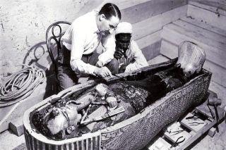 La tumba de Tutankamón (I)